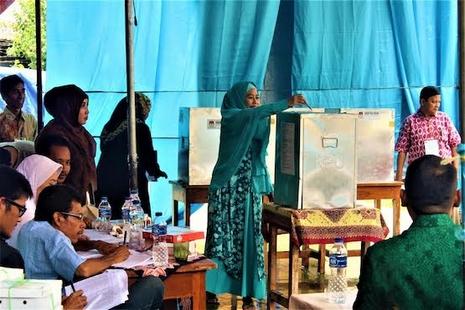 印尼基督徒省長連任失敗,伊斯蘭組織冀影響更多選舉
