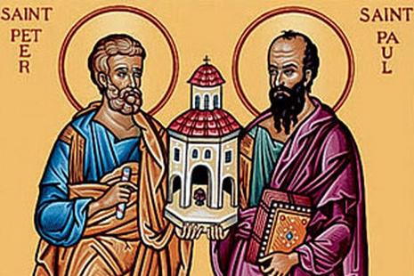 【博文】对圣伯多禄圣保禄瞻礼的反思