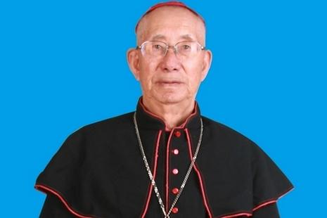 集寧教區劉世功主教因肝癌病逝,享年八十九歲