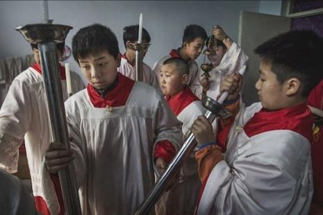 學院及網站推出中國基督教文庫在線