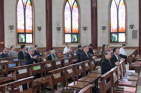 澳門首牧訪京受非法主教接待,國家宗教局冷待會面