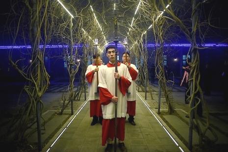 【評論】一個具中國特色的中國天主教會