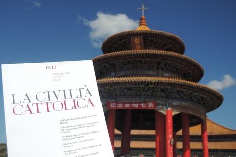 【評論】耶穌會姜有國神父:天主教在二十一世紀的中國 thumbnail