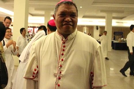 印尼主教涉挪用公款,半百司铎辞职抗议并寻教廷协助