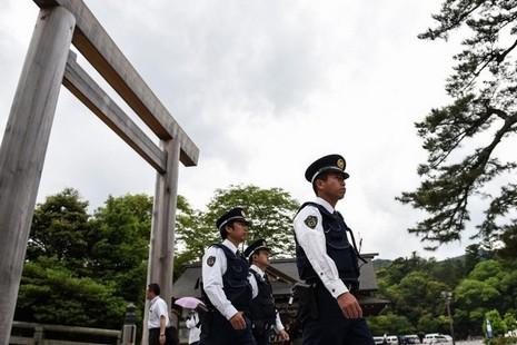 日本新反恐法案引起關注