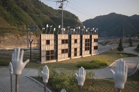 新總統委託韓國主教團主席,請教宗支持兩韓和解進程