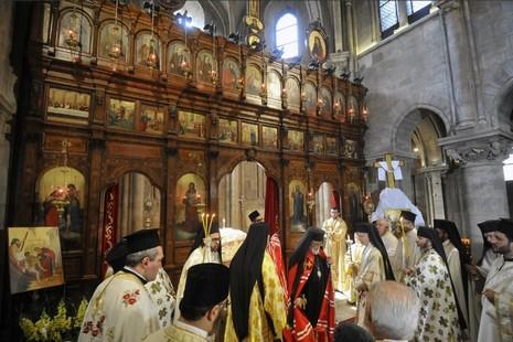默基特教会是连接罗马与正教会世界的桥梁