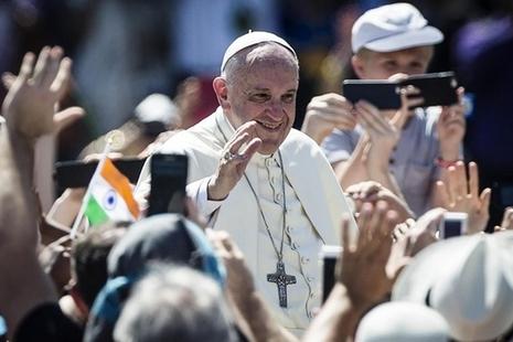 教宗傳教節文告:基督信仰以傳教為核心