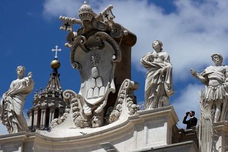 梵蒂岡審計師請辭,提早三年終止職務