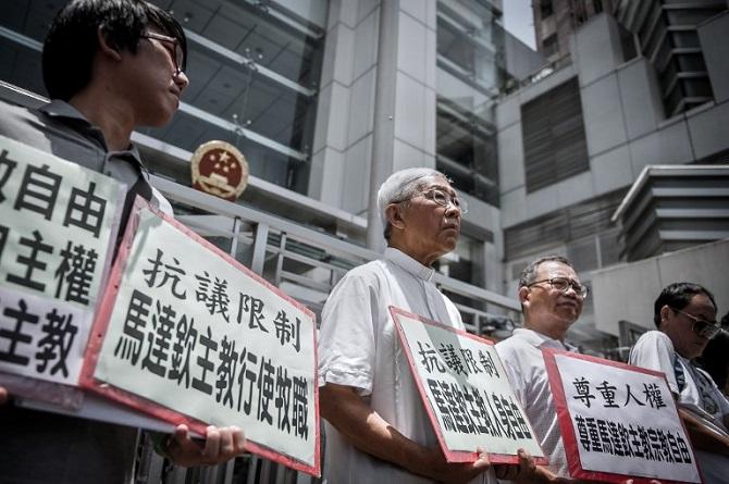 【評論】香港天主教會在回歸後政治發展的角色概論