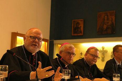 德国枢机回应同性婚姻立法,指歧视同志是教会的失败