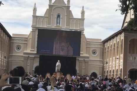 越南教區慶祝四百周年,向殉道者致敬