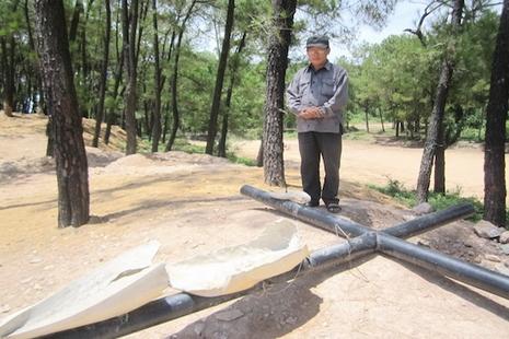 本篤會士因保護在越南的修院而被攻擊