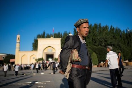 中國當局限制新疆柯爾克孜族宗教自由