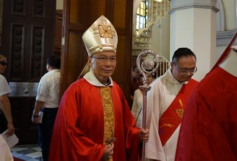 新主教提出四項牧民優次,關注香港的「關係貧窮」 thumbnail