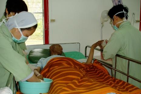 【特稿】醫療改革促使修女往中醫術發展,關心患者身心靈