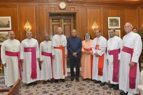 印度教会领袖欢迎新总统,未提印度教日趋独大问题 thumbnail