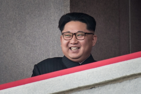 北韩核武威胁关岛及邻近岛屿,当地菲侨民为和平祈祷