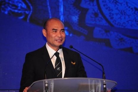 印尼伊斯蘭教徒譴責基督徒立法議員褻瀆神明 thumbnail