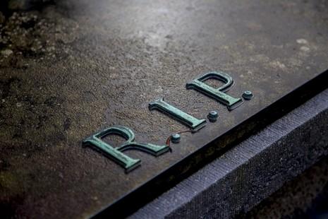 北爱尔兰基督教徒吁勿用RIP,因字义过分天主教