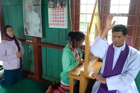 教宗方濟各為促進和平突訪緬甸,特意解決羅興亞問題