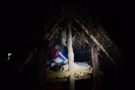 仅宣布「月经小屋」为非法,尼泊尔人权份子认为不够