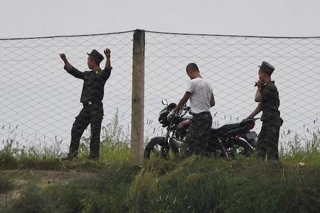 中國被譴責打擊北韓難民