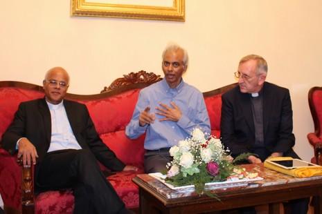 也门被掳的慈幼会神父可望十天内返回家乡印度 thumbnail
