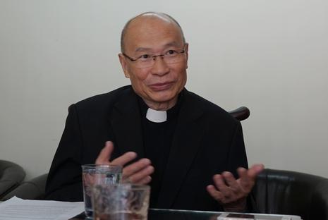 香港教區楊鳴章主教以「健康現實主義」態度面對中國