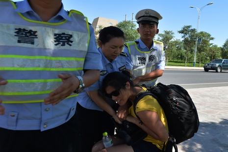 新疆有哈薩克少數民族死於中國派出所