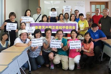 香港正委會赴南韓交流,學習當地教會的社會參與