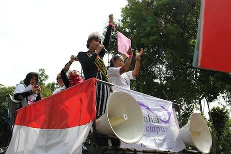 印尼跨性別教友稱受政府歧視,當局或修例聘用性少眾