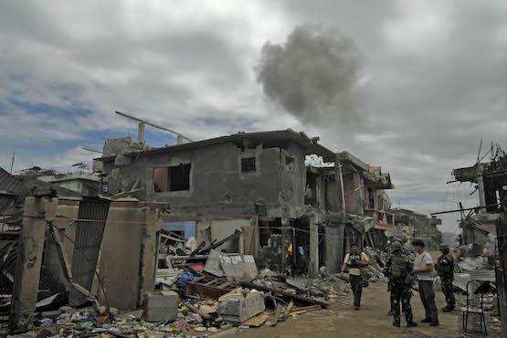 菲律賓明愛要求協助,以修復馬拉維主教座堂