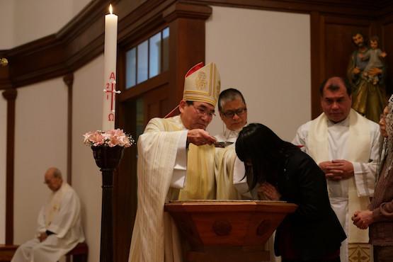 前非洲傳教士獲任命為東京總主教