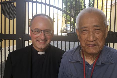 【專訪】施省三神父談天主教會和中國政府