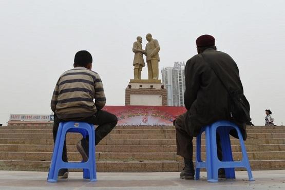 在中國西邊邊陲,勞改營正捲土重來