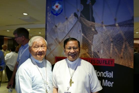 緬甸主教呼籲漂泊海上的人要努力尋找基督的面貎