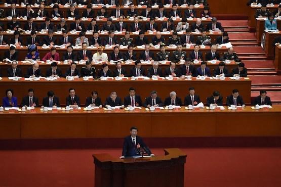 【評論】隱約可見習近平是自毛澤東後中國首位獨裁者