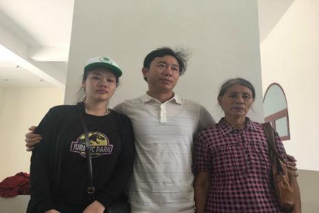 越南天主教社运分子被判入狱,支持者喊冤