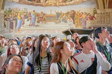 梵蒂岡博物館即將在中國展出藏品
