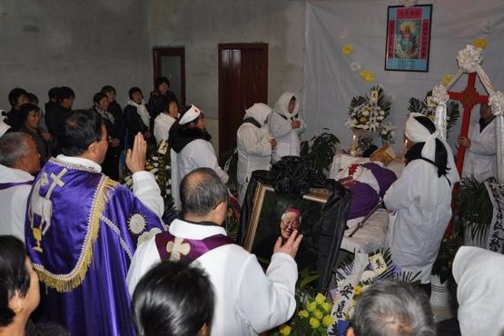 鳳翔教區李鏡峰主教安息主懷,享年九十六歲
