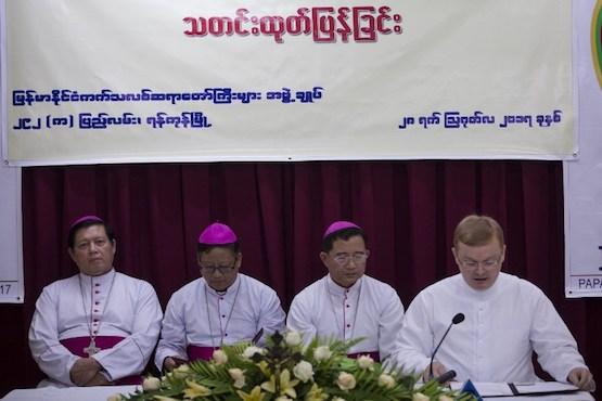 【特稿】宗教領袖對教宗亞洲之行寄予期望,憂喜交雜