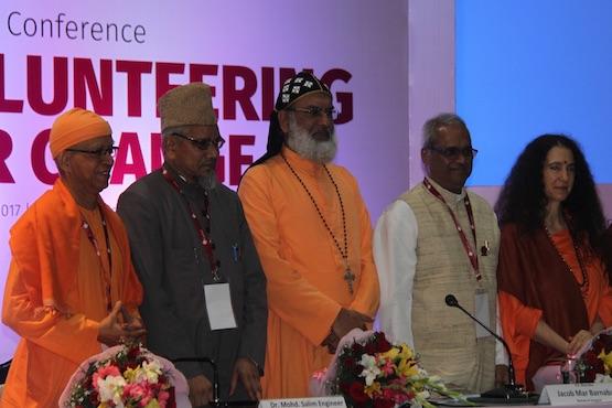 印度明愛邀請別的宗教信友同來當義工