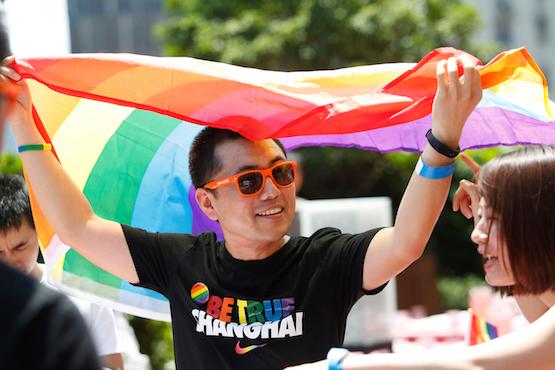 中國事實上有「同性戀矯正治療」