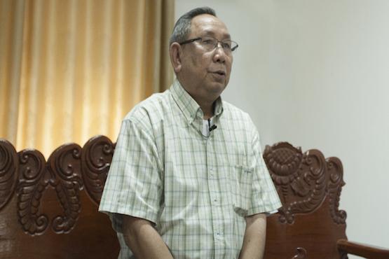 【专访】老挝首位枢机,其目标是跨宗教合一