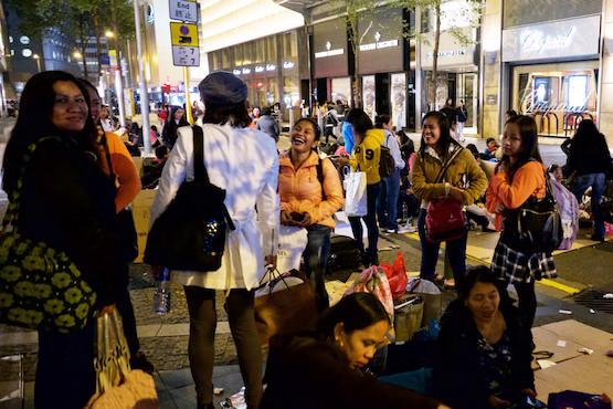 主教支持暫停發出菲律賓外傭的海外工作簽證