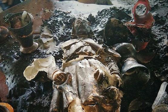 棉蘭老島教堂遭蓄意破壞,激起民憤