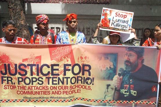 菲律宾多名士兵被控杀害一名意大利神父