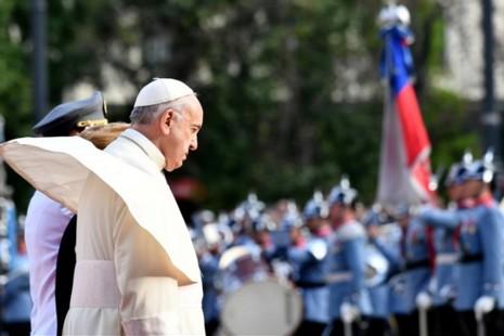教宗為智利的教會尋求寬恕