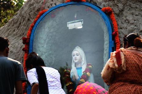 【特稿】朝聖者在孟加拉聖地感受到祈禱獲得的回應